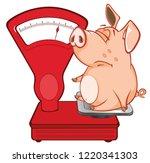 vector illustration of a cute...   Shutterstock .eps vector #1220341303
