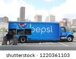 new york   august 9  2018 ... | Shutterstock . vector #1220361103