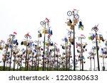 jakarta  jakarta special region ... | Shutterstock . vector #1220380633