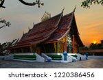 wat wang kham thai temple  ...   Shutterstock . vector #1220386456