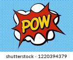 Pop Art Comic Speech Bubbles...
