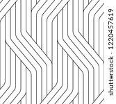 vector seamless texture. modern ... | Shutterstock .eps vector #1220457619