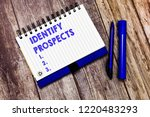 conceptual hand writing showing ... | Shutterstock . vector #1220483293