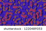 background in paper style.... | Shutterstock . vector #1220489353