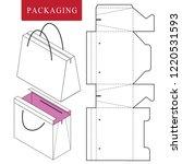 vector illustration of handle... | Shutterstock .eps vector #1220531593
