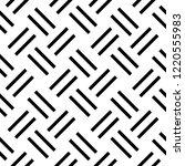 seamless woven stripes lattice... | Shutterstock .eps vector #1220555983