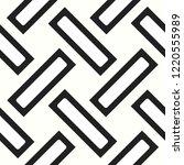 seamless woven stripes lattice...   Shutterstock .eps vector #1220555989