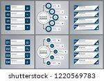 simple modern infographics...   Shutterstock .eps vector #1220569783