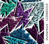 abstract seamless sport pattern ... | Shutterstock .eps vector #1220602213