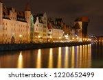 gdansk   poland   december 8... | Shutterstock . vector #1220652499