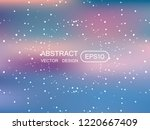 abstract blur multicolored ...   Shutterstock .eps vector #1220667409