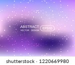 abstract blur multicolored ... | Shutterstock .eps vector #1220669980