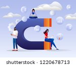 vector illustration of... | Shutterstock .eps vector #1220678713