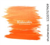 abstract orange colorful...   Shutterstock .eps vector #1220707909