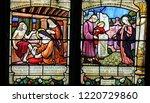 mortagne au perche  france  ... | Shutterstock . vector #1220729860