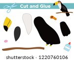 education paper game for... | Shutterstock .eps vector #1220760106