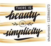 inspirational quote  motivation.... | Shutterstock .eps vector #1220866573