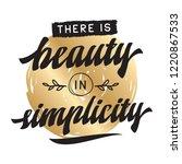 inspirational quote  motivation.... | Shutterstock .eps vector #1220867533