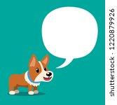 vector cartoon character cute... | Shutterstock .eps vector #1220879926