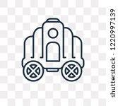 cinderella carriage vector...   Shutterstock .eps vector #1220997139