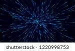 abstract circular speed... | Shutterstock . vector #1220998753