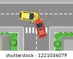 vector illustration of car... | Shutterstock .eps vector #1221036079