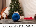 Christmas Background   Baubles