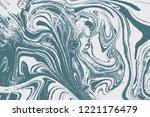 trendy pastel color marble... | Shutterstock .eps vector #1221176479