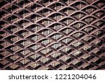 old plastic background. the... | Shutterstock . vector #1221204046