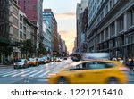 new york city   july  2018 ... | Shutterstock . vector #1221215410