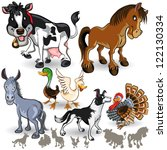 Farm Animals Collection Set 02