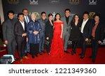 los angeles  ca. november 04 ... | Shutterstock . vector #1221349360