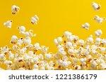 Close Up Of Popcorn Against...