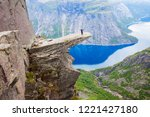 Trolltunga Or Troll Tongue Is A ...