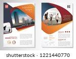 template vector design for... | Shutterstock .eps vector #1221440770