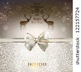 Elegant Greeting Card With...
