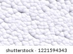 3d rendering picture of white... | Shutterstock . vector #1221594343