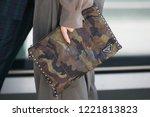milan  italy   september 23 ...   Shutterstock . vector #1221813823