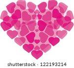heart  valentine's day   Shutterstock .eps vector #122193214
