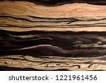 natural wood moonlight ebony... | Shutterstock . vector #1221961456