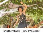 cidade dos canyons  rs   brazil ... | Shutterstock . vector #1221967300