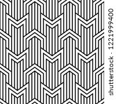 vector seamless texture. modern ... | Shutterstock .eps vector #1221999400
