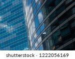 apartment and office buildings  ... | Shutterstock . vector #1222056169