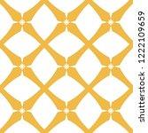 yellow geometric grid texture....   Shutterstock .eps vector #1222109659