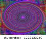 abstract blurred background  ... | Shutterstock . vector #1222133260