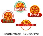 italian pizza banners and...