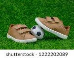 concept encourage children to... | Shutterstock . vector #1222202089