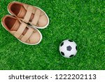 concept encourage children to... | Shutterstock . vector #1222202113
