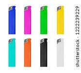 lighter.vector illustration...   Shutterstock .eps vector #1222239229