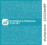 business and finance vector... | Shutterstock .eps vector #1222246489